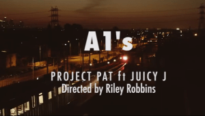 Project Pat Ft. Juicy J – A1's (Video)