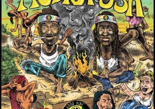 Audio Push - Good Vibe Tribe (Mixtape)