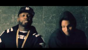 "50 Cent Feat. Chris Brown ""No Romeo No Juliet"""