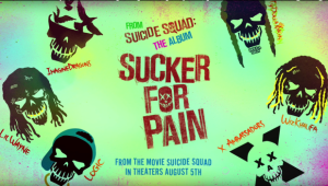 "Lil Wayne, Wiz Khalifa, Imagine Dragons, Logic, Ty Dolla $ign, & X Ambassadors ""Sucker For Pain"""