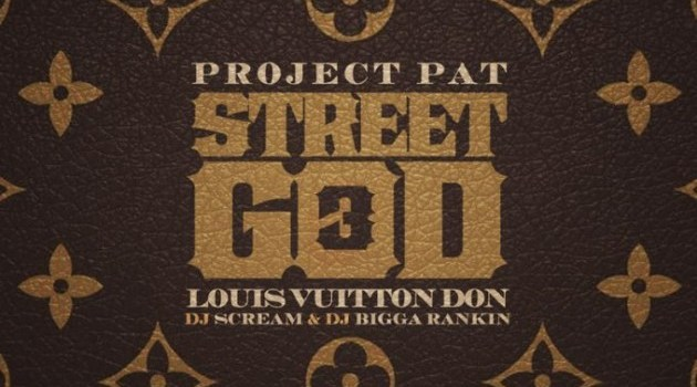 Project Pat - Street God 3 (Mixtape)