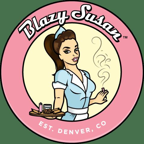 Blazy Susan logo - from blazysusan.com