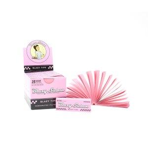 Blazy Susan Pink Filter Tips