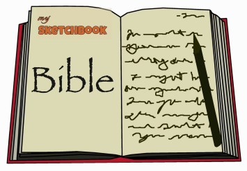 Sketchbook -- Bible