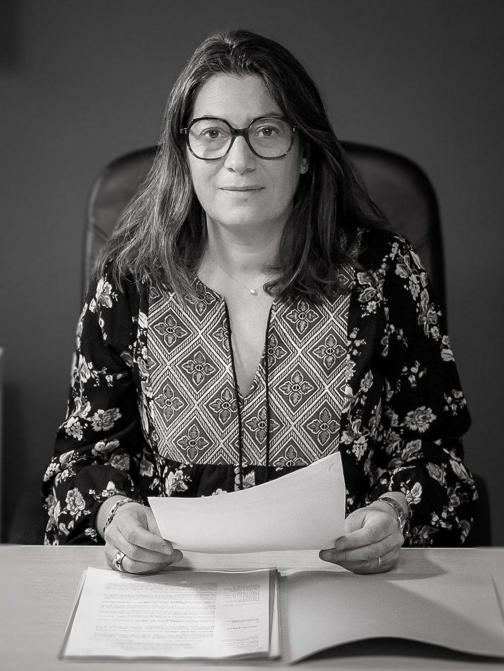 Maitre Céline Lapègue avocat La Rochelle