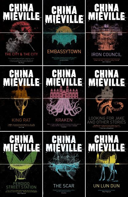 Unsolving the City: An Interview with China Miéville