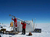 On the art of drinking ice cores