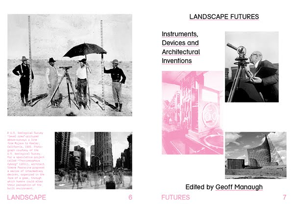 Landscape Futures Arrives