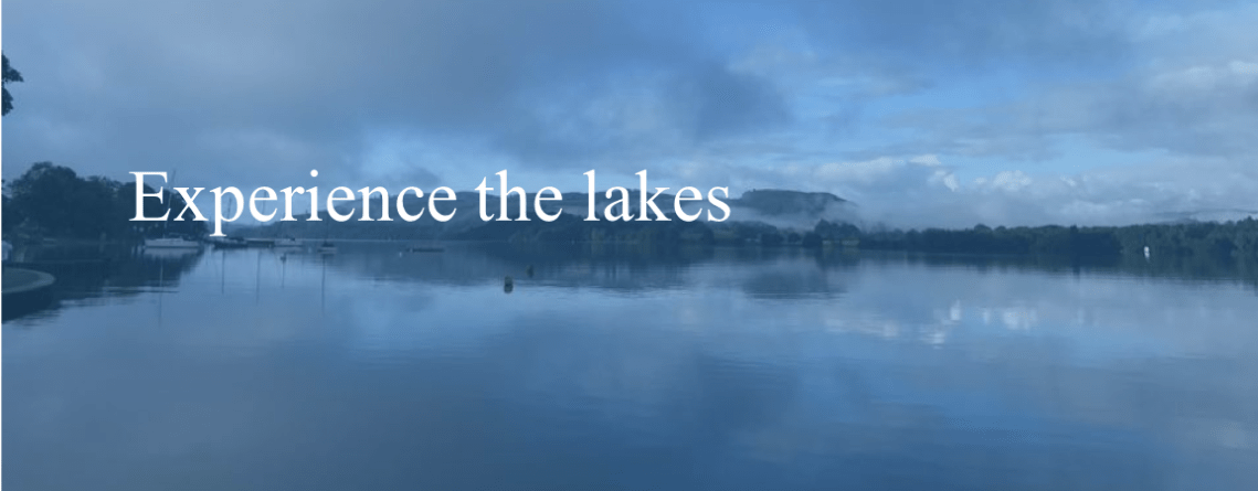 Experience the lakes