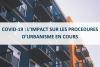 Loi « Covid-19 » et procédures d'urbanisme : les délais suspendus, reportés… ou prorogés