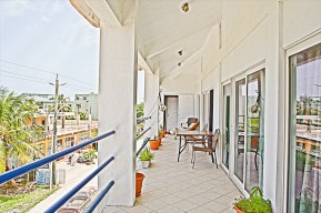 Barrier Reef Resort #G303 - Private balcony