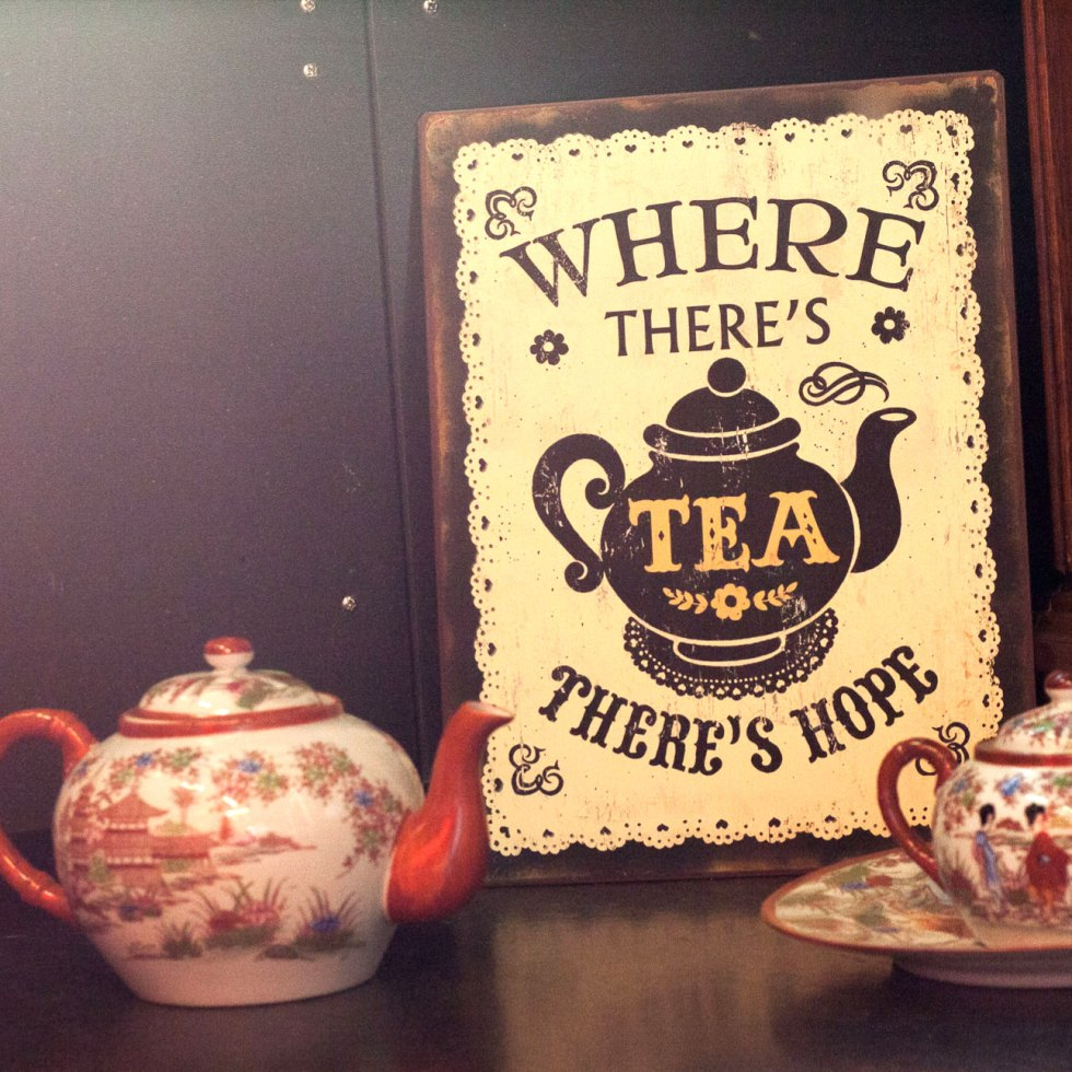 Where there's Tea