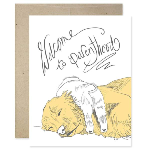 Welcome to Parenthood Card