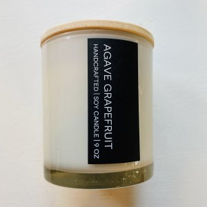 Agave Grapefruit Scented Candle | 8 oz