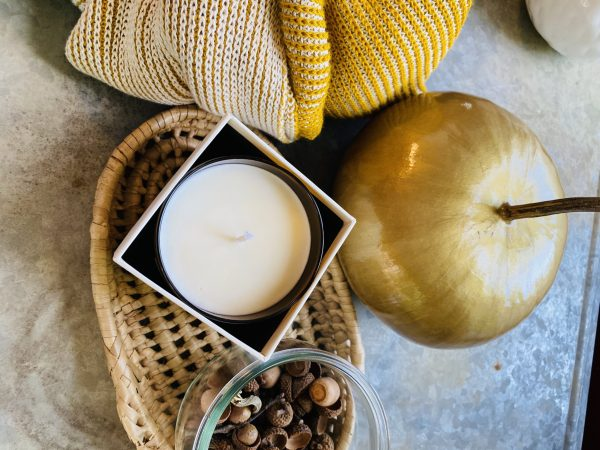 Southern Magnolia Hand Poured Soy Candle 9 oz.