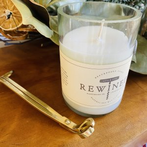 French 75 Blanc Candle