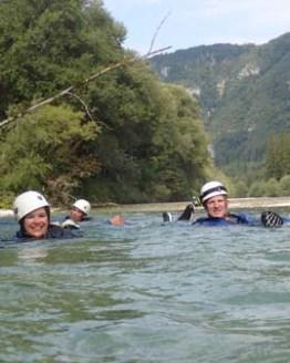 Canyoning Rafting Lake Bled Activities Canyon River Adventure