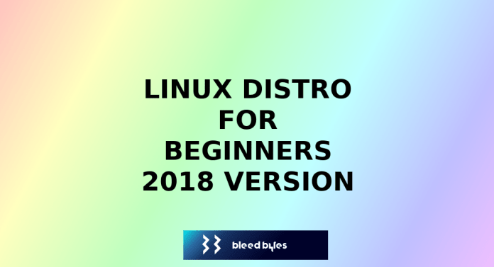 linux distro for beginners