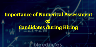 Importance of Numerical Assessment of Candidates during Hiring