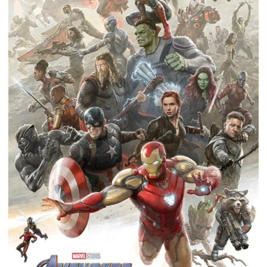 avengers infinity war endgame posters