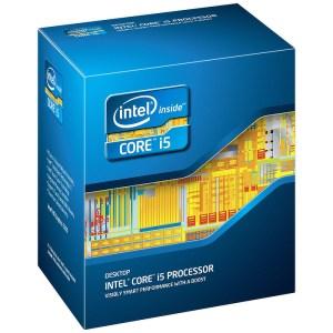 Intel Core i5-3470S Ivy Bridge 2.9 GHz LGA 1155 4-Core Processor (BX80637I53470S)