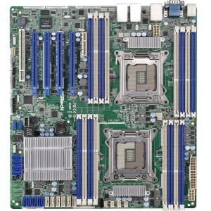 ASRock EP2C602-4L/D16 LGA 2011 Intel C602 DDR3 SSI EEB Motherboard (EP2C602-4L/D16)