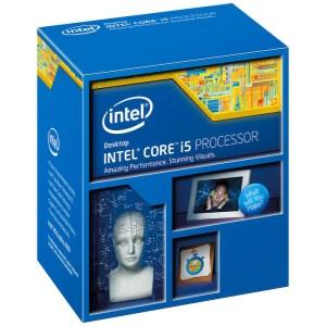 Intel Core i5-4460 Haswell 3.2 GHz LGA 1150 4-Core Processor (BX80646I54460)