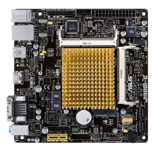 ASUS J1900I-C BGA 1170 Intel J1900I DDR3L Mini ITX Motherboard (J1900I-C)