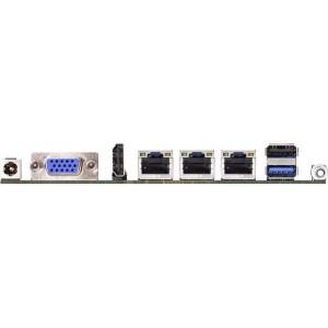 ASRock J1900D2Y BGA 1170 Intel J1900 DDR3,DDR3L Mini ATX Motherboard (J1900D2Y)