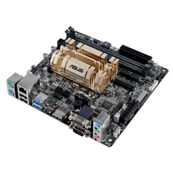 ASUS N3150I-C Integrated CPU Intel N3150I DDR3 Mini ITX Motherboard (90MB0LP0-M0EAY0)