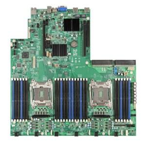 Intel LGA 2011-v3 Intel C612 DDR4 Rack Motherboard (S2600WT2R)