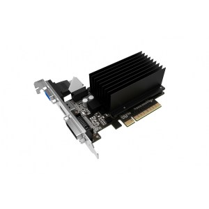 Palit GeForce GT 710 1GB GDDR3 Graphics Card (NEAT7100HD06-2080H)