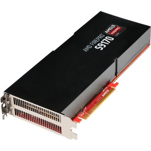 AMD FirePro S9170 32GB GDDR5 Graphics Card (100-505982)