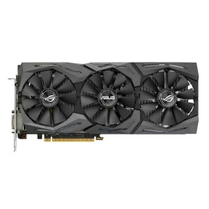 ASUS GeForce GTX 1070 Strix Gaming OC 8GB GDDR5 Graphics Card (90YV09N0-M0NA00)