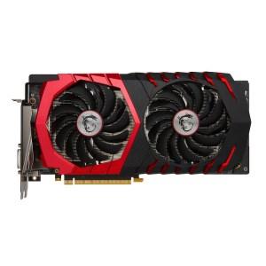 MSI GeForce GTX 1060 Gaming X 3 GB GDDR5 Graphics Card (GTX 1060 GAMING X 3G)