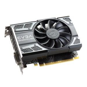 EVGA GeForce GTX 1050 Ti SC Gaming 4GB GDDR5 Graphics Card (04G-P4-6253-KR)