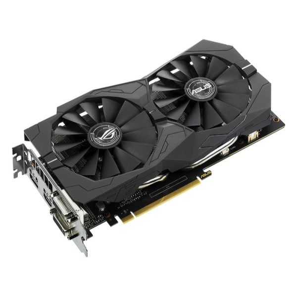 ASUS GeForce GTX 1050 Ti Strix Gaming 4GB GDDR5 Graphics Card (90YV0A31-M0NA00)