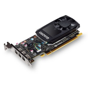 PNY Quadro P400 2 GB GDDR5 Graphics Card (VCQP400DVI-PB)