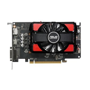 ASUS Radeon RX 550 2GB GDDR5 Graphics Card (90YV0AG1-M0NA00)