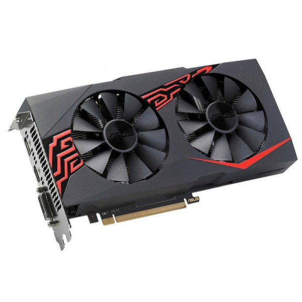 ASUS Radeon RX 570 Expedition 4 GB GDDR5 Graphics Card (90YV0AI0-M0NA00)