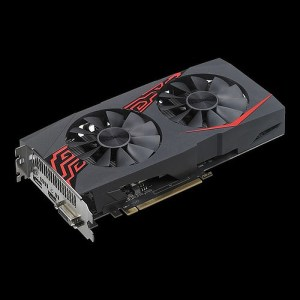 ASUS Radeon RX 570 Expedition OC 4GB GDDR5 Graphics Card (EX-RX570-O4G)