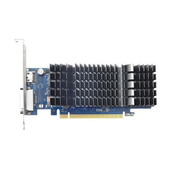 ASUS GeForce GT 1030 Low Profile Silent 2GB GDDR5 Graphics Card (90YV0AT0-M0NA00)