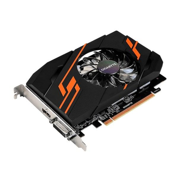 Gigabyte GeForce GT 1030 OC 2GB GDDR5 Graphics Card (GV-N1030OC-2GI)