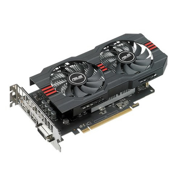 ASUS Radeon RX 560 OC 4GB GDDR5 Graphics Card (90YV0AH4-M0NA00)