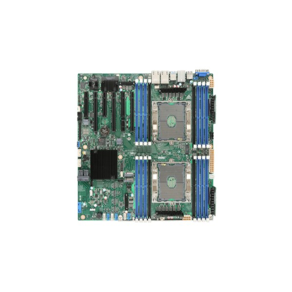 Intel Socket P Intel C628 DDR4 SSI EEB Motherboard (S2600STQ)