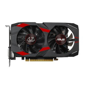 ASUS GeForce GTX 1050 Ti Cerberus OC 4 GB GDDR5 Graphics Card (90YV0A74-M0NA00)