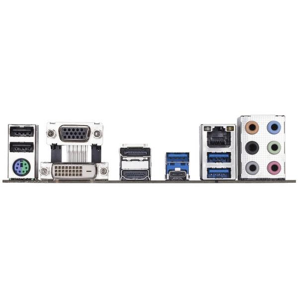 Gigabyte H370M DS3H LGA 1151 Intel H370 DDR4 ATX Motherboard (H370M DS3H)