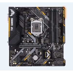 ASUS TUF B360M-PLUS GAMING LGA 1151 Intel B360 DDR4 Micro ATX Motherboard (90MB0WN0-M0EAY0)