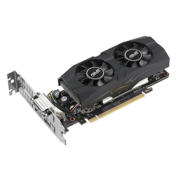 ASUS GeForce GTX 1050 Ti Low Profile OC 4GB GDDR5 Graphics Card (90YV0BZ0-M0NA00)
