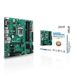 ASUS PRIME Q370M-C/CSM LGA 1151 Intel Q370 DDR4 Micro ATX Motherboard (90MB0W70-M0EAYC)